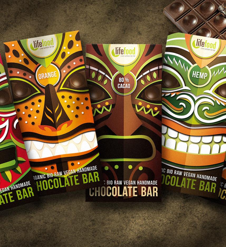 Lifefood Chocolate Bar