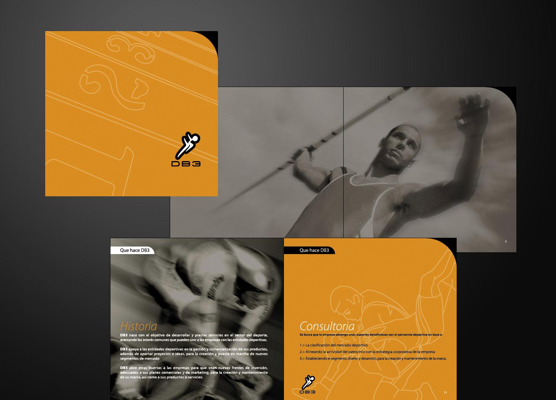 Design brožury