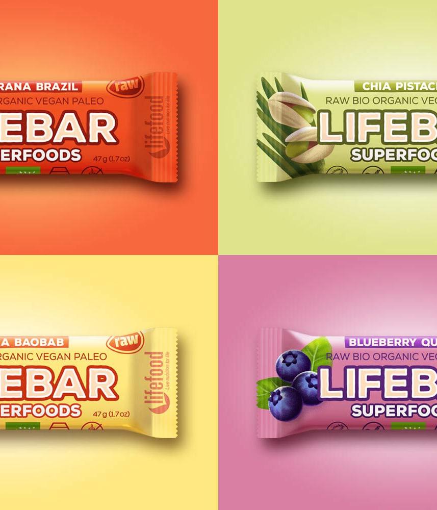 Lifebar Superfoods