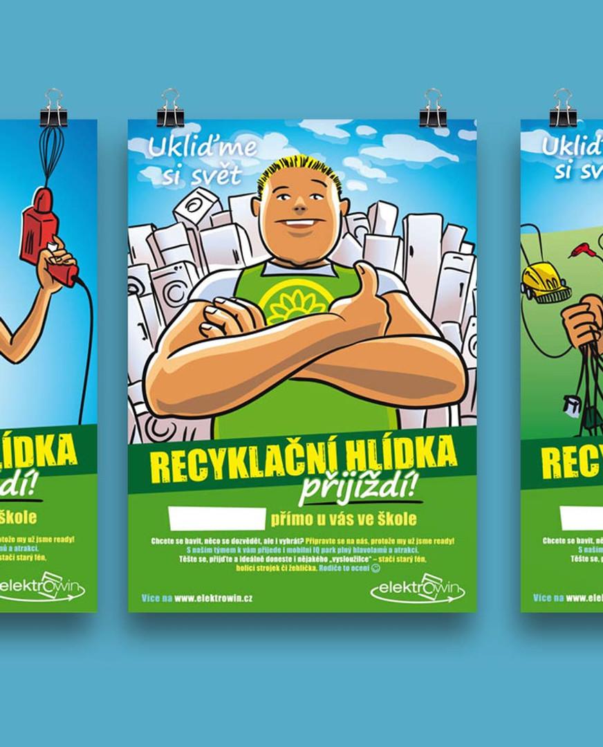 Reciklační hlídka