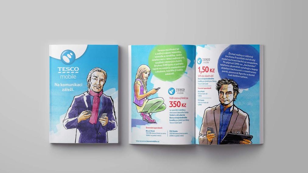 Brožura ke kampani