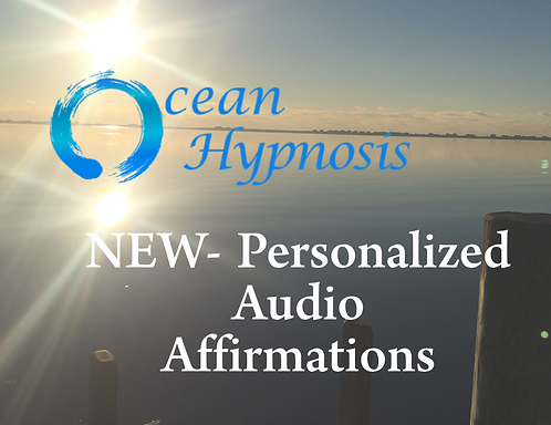 Personal Affirmation Audio File