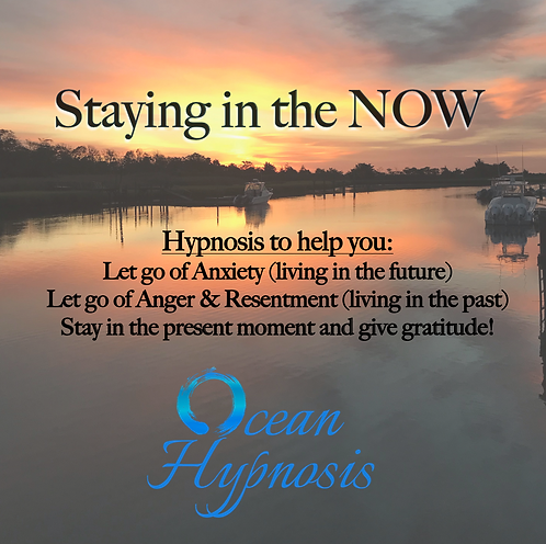Staying in the NOW Hypnosis