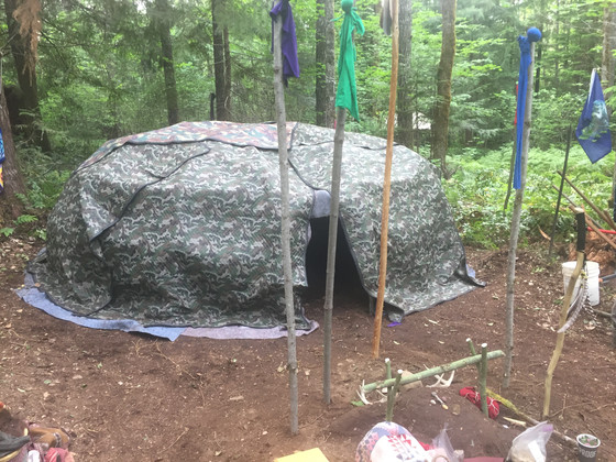 What is a Sweat Lodge?