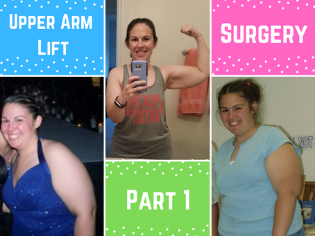 Upper Arm Lift Surgery Part 1