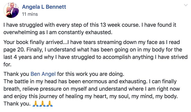 Angela L Bennett