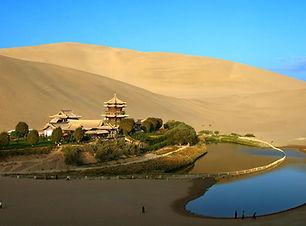 Silk road china tour