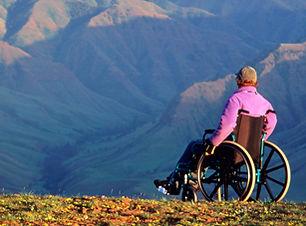 Disabled china tour