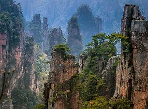 China-Zhangjiajie-National-Forest-Park