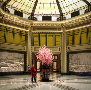 The Eden Peace Hotel in Nangjing Lu, Shanghai