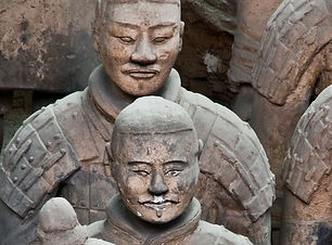 Xian Terracotta warriors