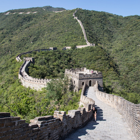 Beijing and the Great Wall