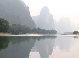 Guilin china tour