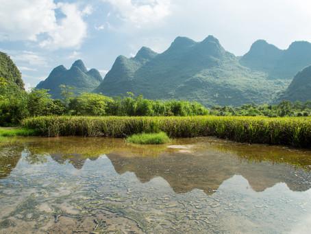 Heading south to Guangxi