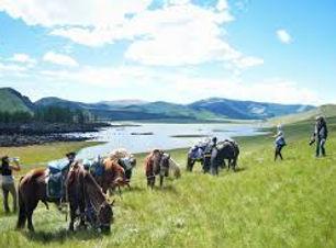 Horseback china tour