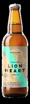 Lion cerveja do coração