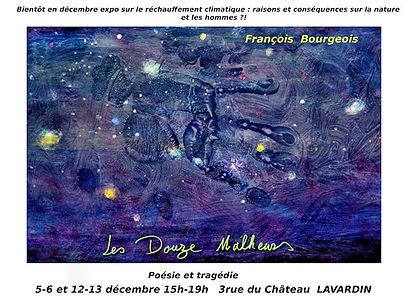 François Bourgeois: Photo Abstraite #1