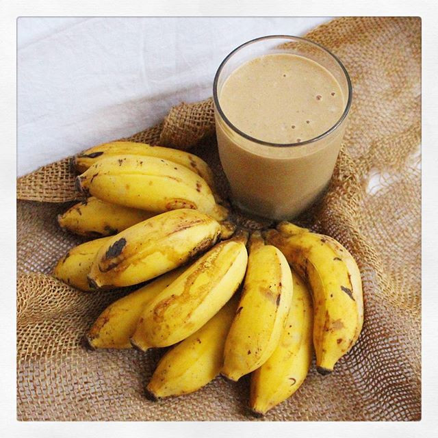 Gluten Free Smoothie Bananas