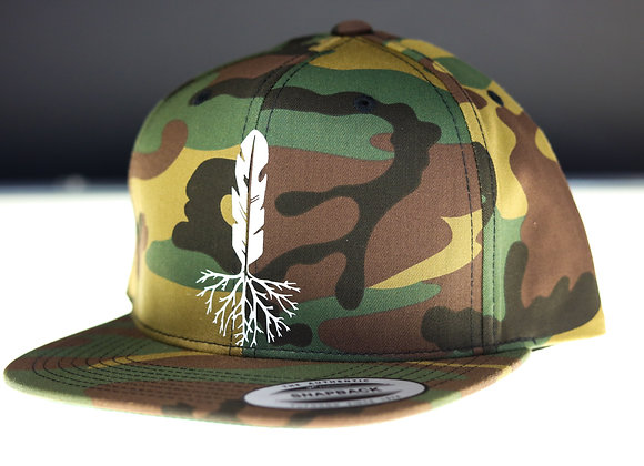 Dayones Rooted Feather Snapback