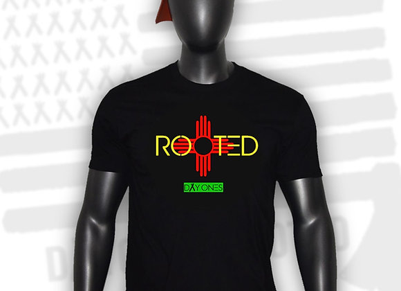New Mexico Rooted - Tshirt