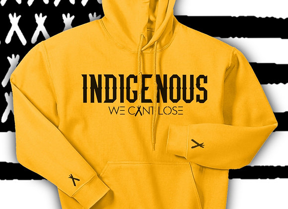 Gold Edition - Indigenous Hoodie