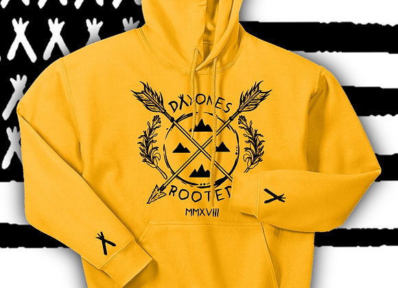 Gold Edition - MONUMENTAL Hoodie