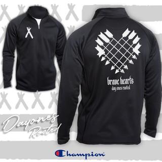 Performance Jackets - Brave Hearts