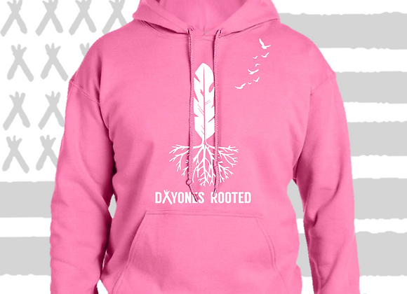 ROOTED WITH CULTURE - HOODIE