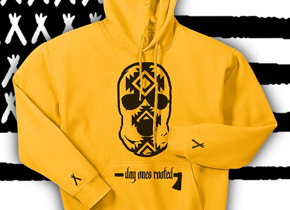 Gold Edition - MASKUP Hoodie