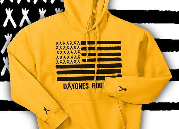 Gold Edition - FLAG Hoodie