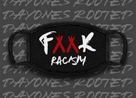 F*CK RACISM MASK
