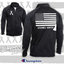 Performance Jackets - Dayones Rooted Flag