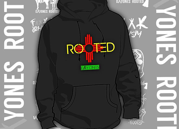 New Mexico Rooted - HOODIE