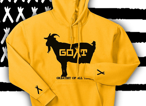 Gold Edition - GOAT Hoodie