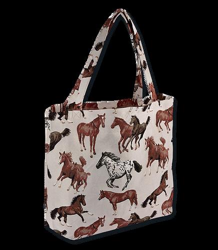Bolsa Sacola Horses
