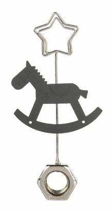 Memo Clip Pony