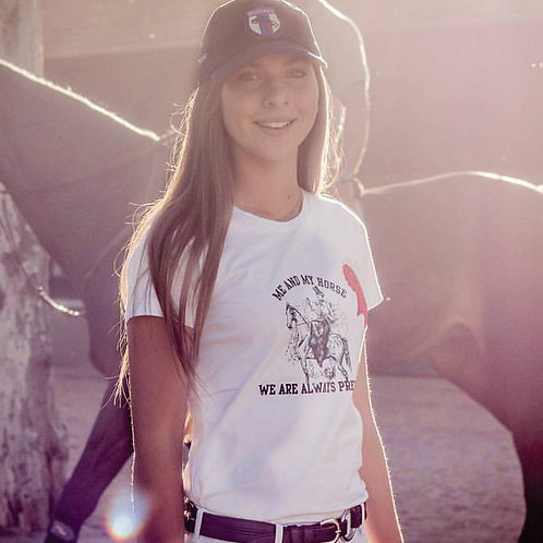 Camiseta My Horse and Me