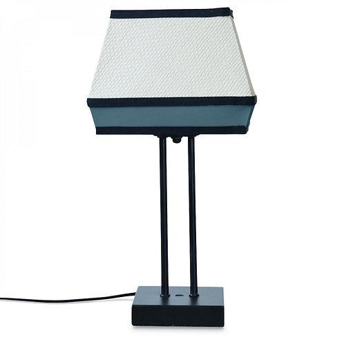 lampe mandarin bleue opjet