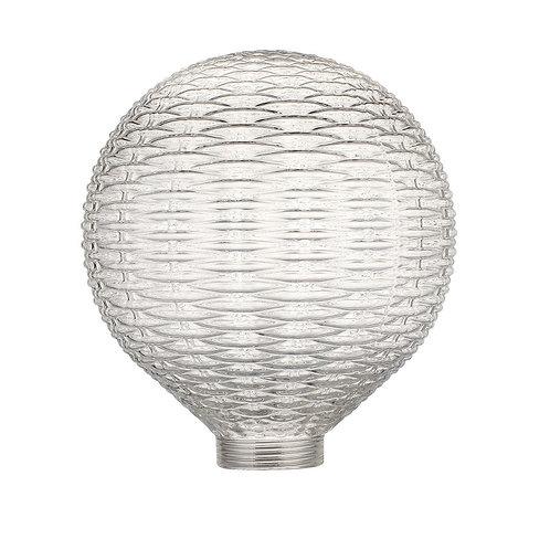 ampoule composable striée clear