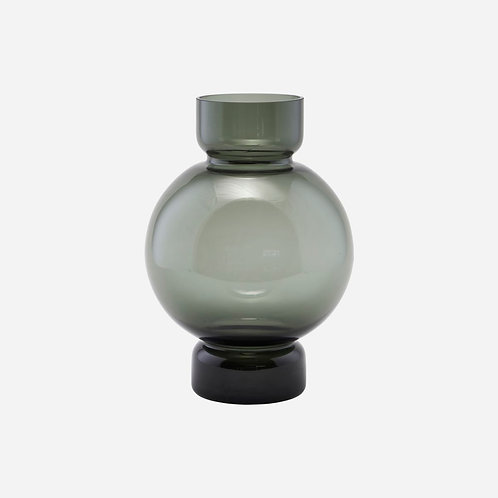 vase bubble grey House Doctor