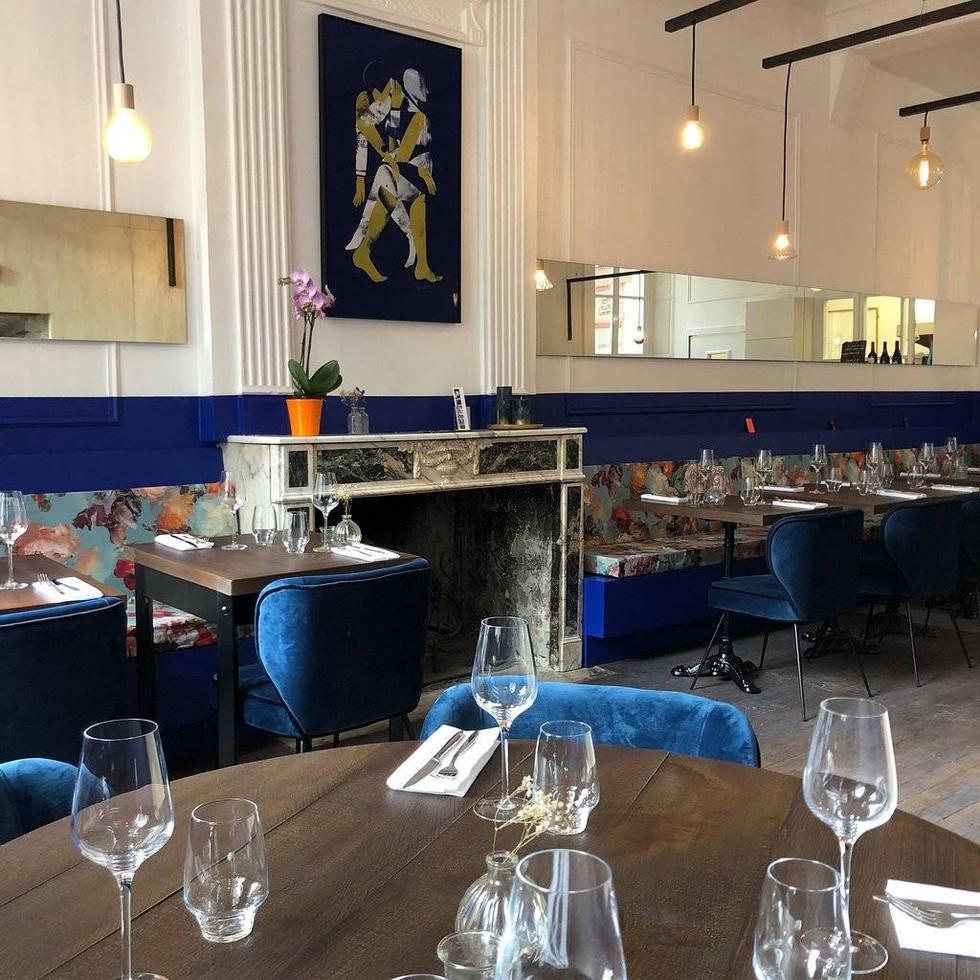 Restaurant l'Aménité Nantes