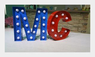 Three-dimensional luminous shell signboard.jpg