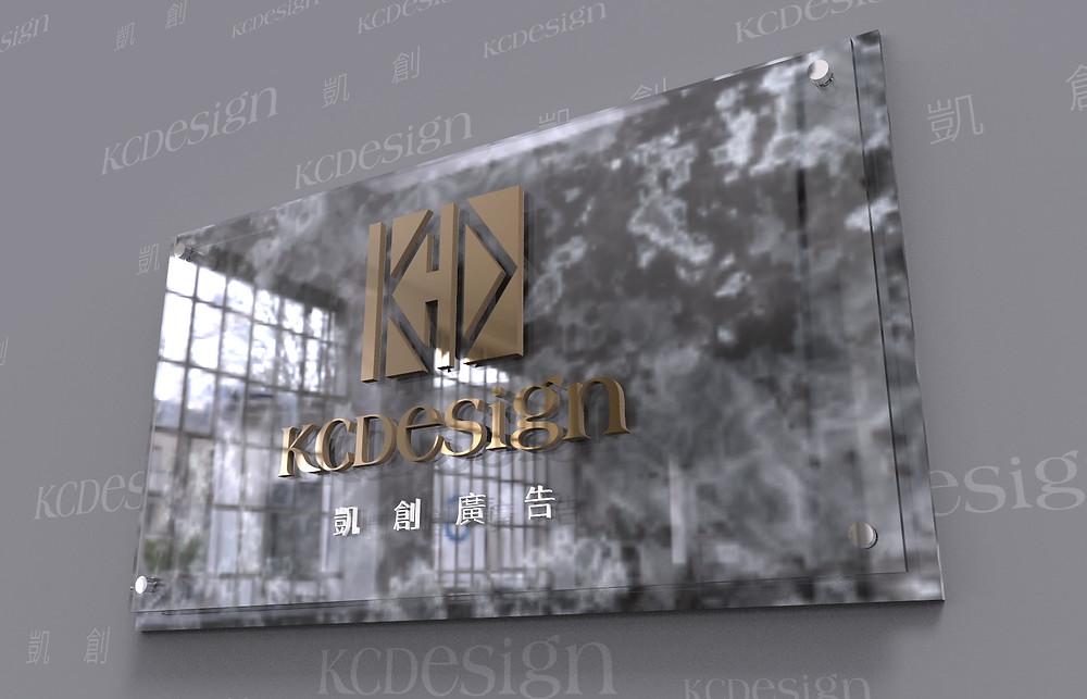 不鏽鋼度鈦金屬立體字+仿石材底版+透明壓克力背印刷  室內指標