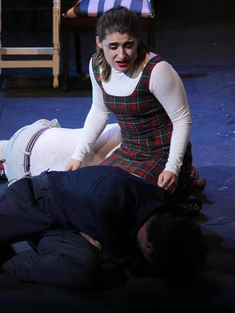ANTONY & CLEOPATRA at the Stockwell Playhouse - London