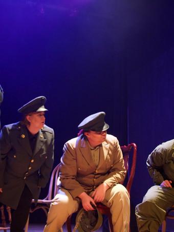 MACBETH - Company of Rowlett Performers