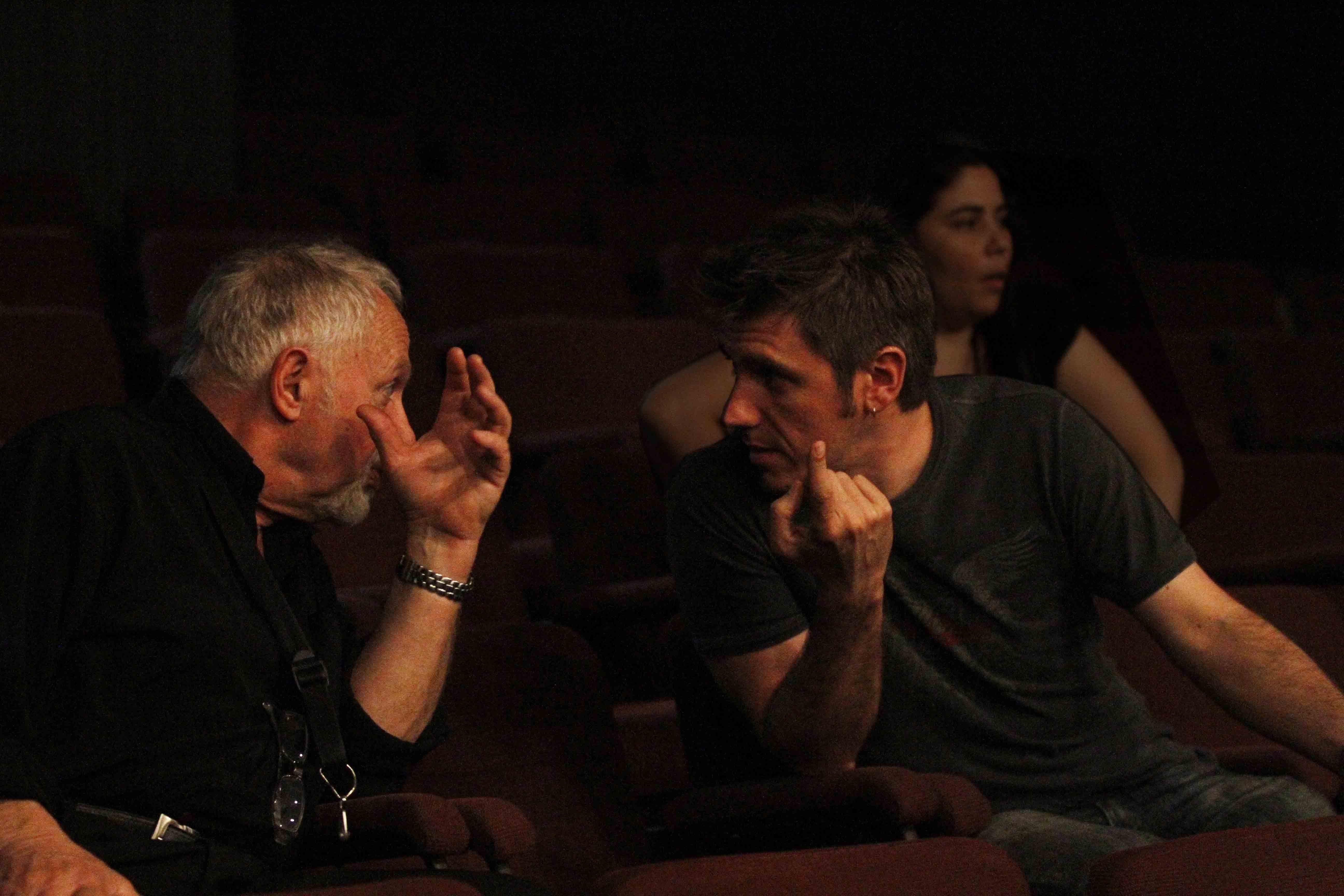 Ian Calamaro & Hector Costita