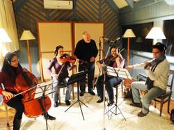 Costita e Quarteto de Cordas