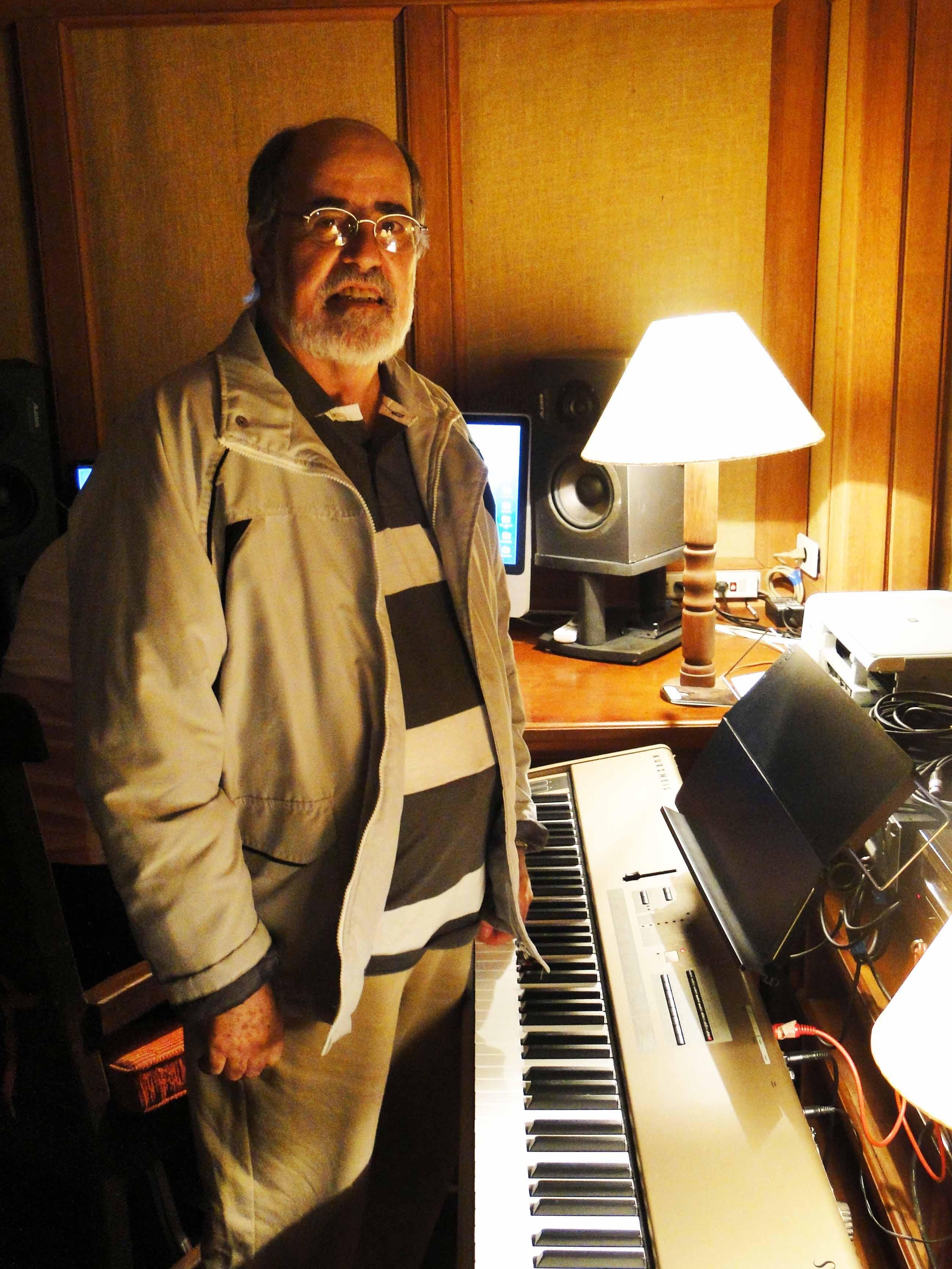 Maestro Antônio Carlos Neves Campos