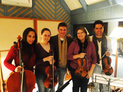 Ian Calamaro com Quarteto de Cordas