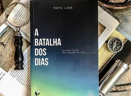 """Resenha do livro """"A batalha dos dias"""" por @corujando.blog"""